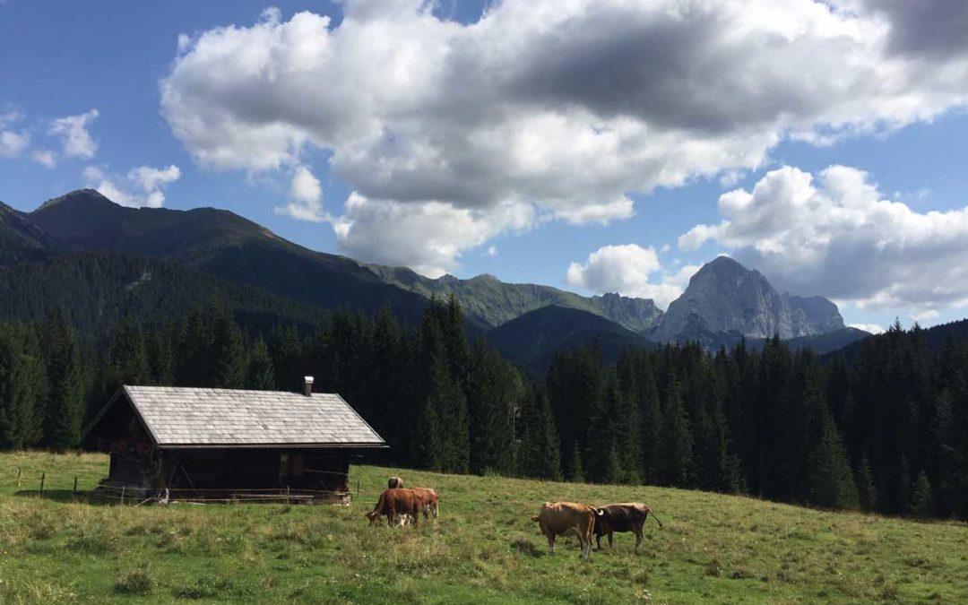 Val Visdende Dolomites